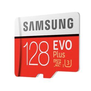 128 GB memory card