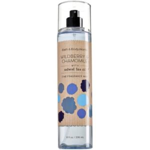 Bath & Body Works Wildberry And Chamomile Fine Fragrance Mist